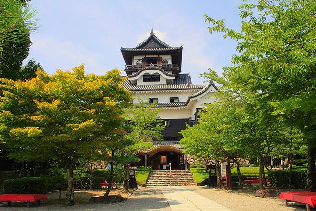 Lâu đài Inuyama-jo