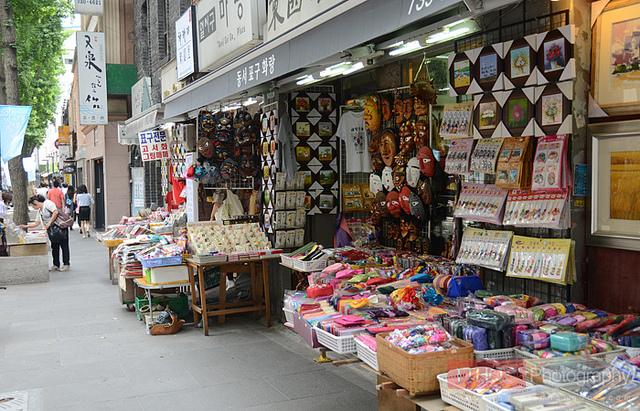 Khu phố Insadong