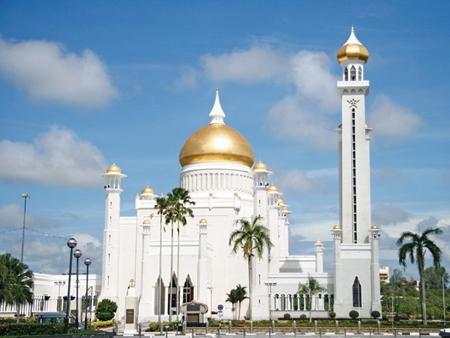 Thánh đường xứ sở hồi giáo - Brunei 1