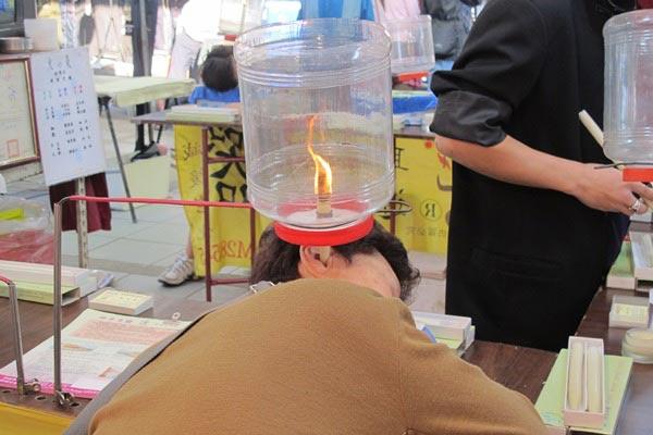 Thú vị với dịch vụ massage ở chợ đêm Đài Loan