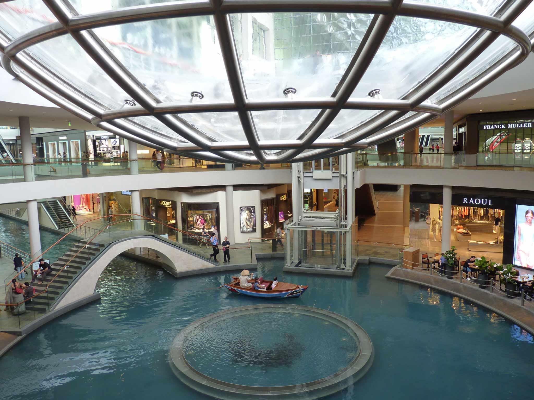 Những địa điểm nghỉ trăng mật thú vị ở Singapore