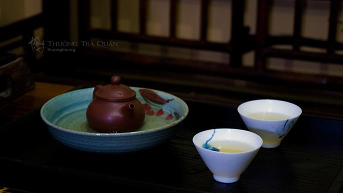 Thưởng trà theo cách của người Hong Kong