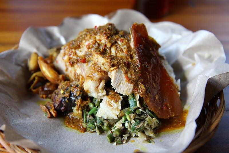 Tới Indonesia ăn đặc sản từ gạo