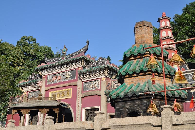 Macao thành phố của sự pha trộn giữa Đông và Tây