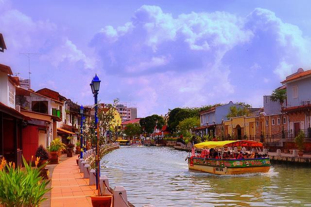 Tham quan phố cổ Malacca