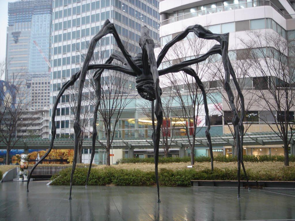 Những kiệt tác nghệ thuật độc đáo ở Tokyo