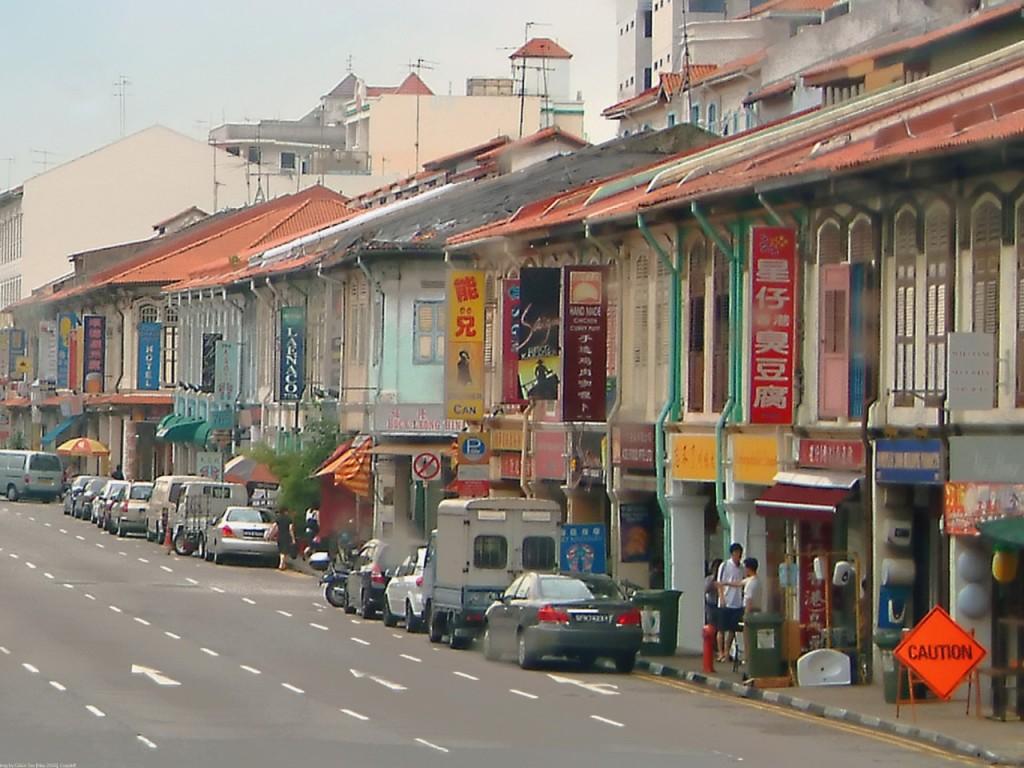Singapore – Quốc gia đa sắc màu