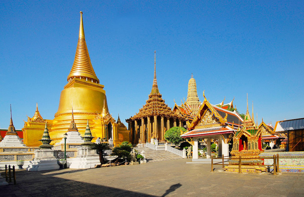 Khám phá những điều thú vị ở Thái Lan