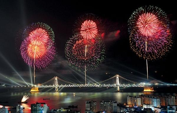 Gwangan cây cầu dài nhất Hàn Quốc
