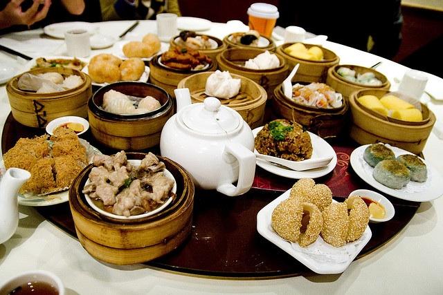 Thưởng thức món Dim Sum tại Hong Kong