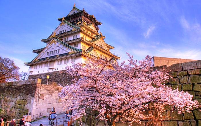 Kinh nghiệm du lịch thành phố Osaka