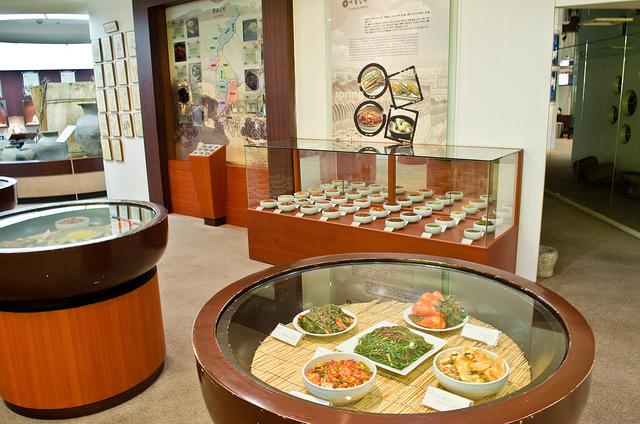 Thăm quan bảo tàng kim chi ở Hàn Quốc