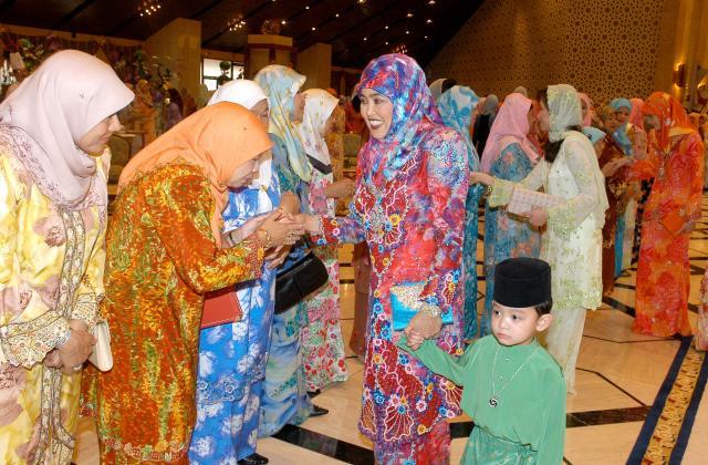 Tìm hiểu lễ hội Hari Raya Aidilfitri ở Brunei