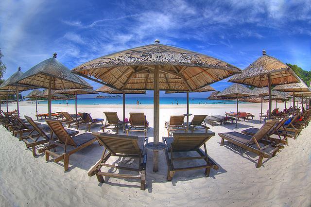 Những bãi biển tuyệt đẹp ở Malaysia