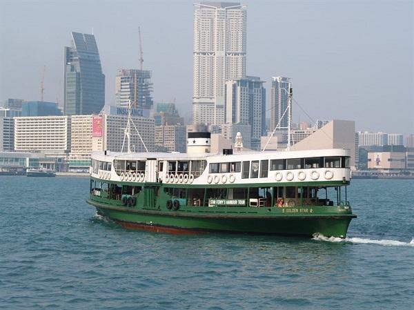 Những phương tiện giao thông công cộng ở Hong Kong