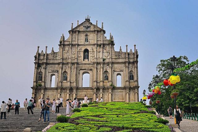Vé máy bay Hà Nội đi Macao bao nhiêu tiền