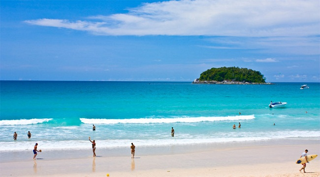 Phuket thiên đường du lịch nhiệt đới