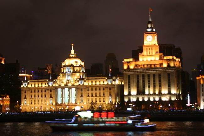 Vé máy bay Hồ Chí Minh đi Thượng Hải