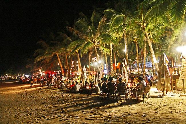 Lạc bước tới thiên đường Boracay