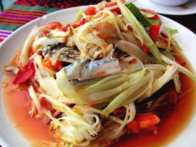 Ẩm thực đặc trưng ở Chiang Mai
