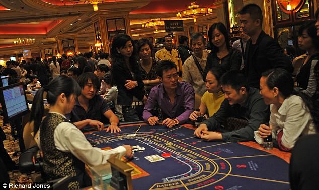 Khám phá sòng bạc ở Macao