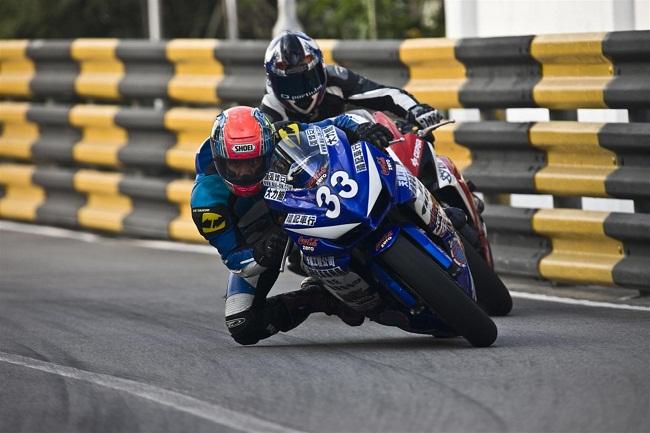 Macao Grand Prix đường đua hấp dẫn