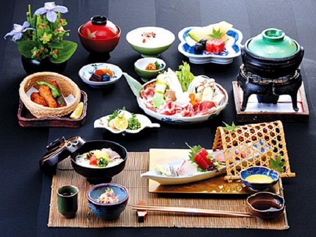 Văn hóa ẩm thực của Nhật Bản