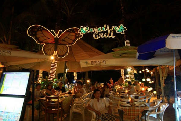 những hình ảnh tuyệt đẹp tại Boracay