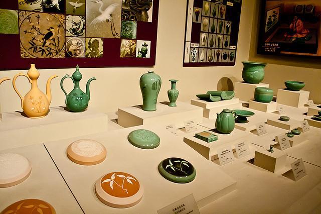 Tham quan bảo tàng dân gian quốc gia Hàn Quốc