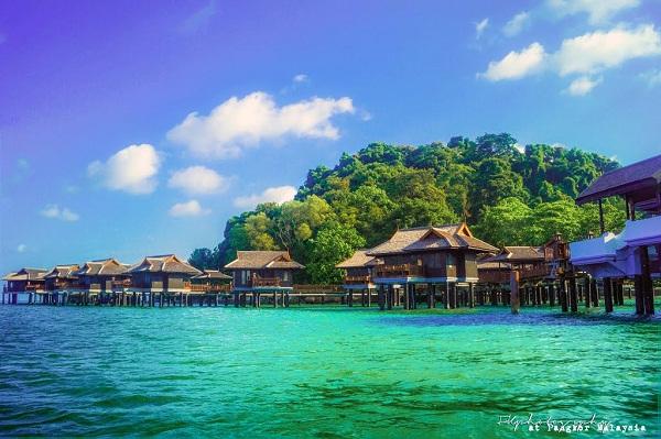 Ghé thăm đảo Pangkor thanh bình
