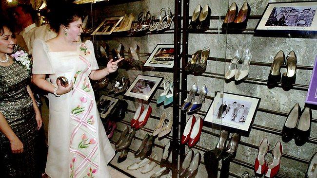 Tham quan bảo tàng giày độc đáo ở Philippines