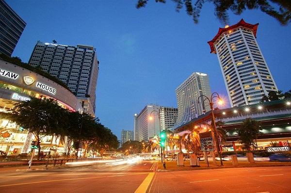 Các điểm mua sắm hấp dẫn ở Singapore