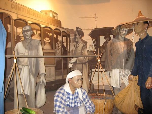 Ghé thăm bảo tàng tượng sáp ở Singapore