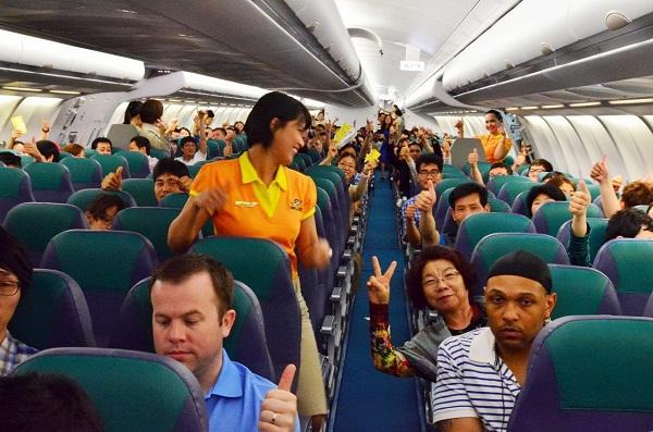 Quy định đổi vé Cebu Pacific