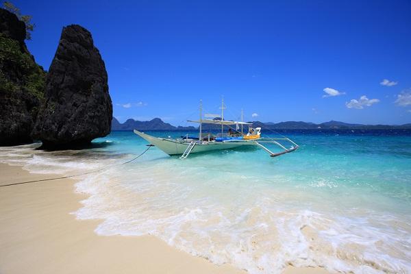 Lần đầu tới Boracay