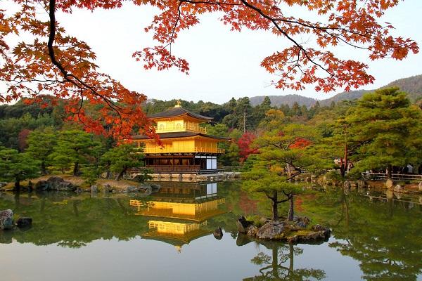 Vị thế ấn tượng của ngôi đền