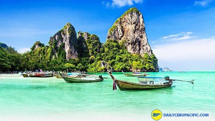 Đảo Phuket, Thái Lan là một trong những thiên đường nghỉ dưỡng giá rẻ được yêu thích