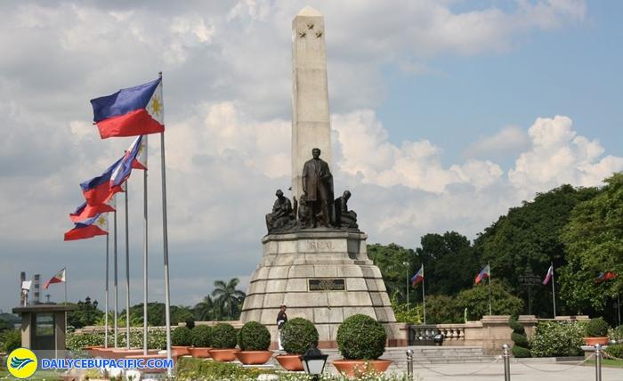 """Công viên Rizal – nơi được mệnh danh là """"một Philippines thu nhỏ"""""""